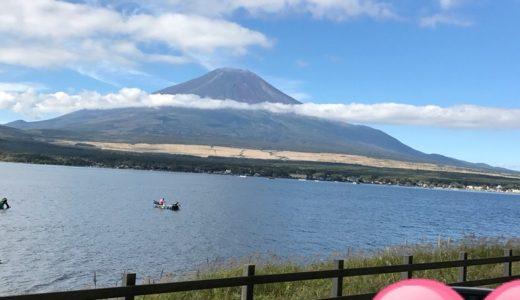 富士五湖グルメ旅 その1. 河口湖・春風でほうとうを食す